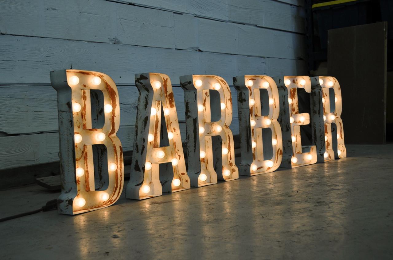 Para una barbaería